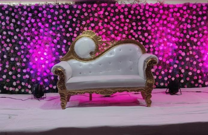 Hotel Crystal Banjara Banjara Hills Hyderabad - Banquet Hall
