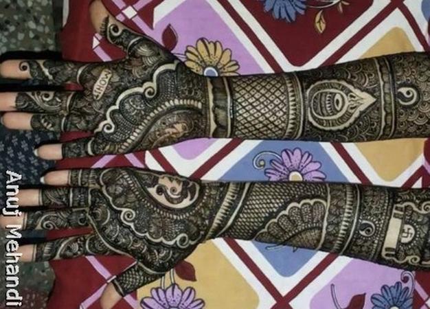 Anuj Mehndi Art | Delhi | Mehendi Artists
