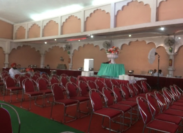 The Marry Land Model Town Ludhiana - Banquet Hall