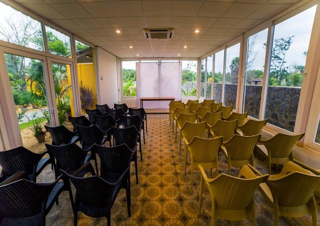 Casuarina Bay Beach Resort Thiruvidandhai Chennai - Banquet Hall