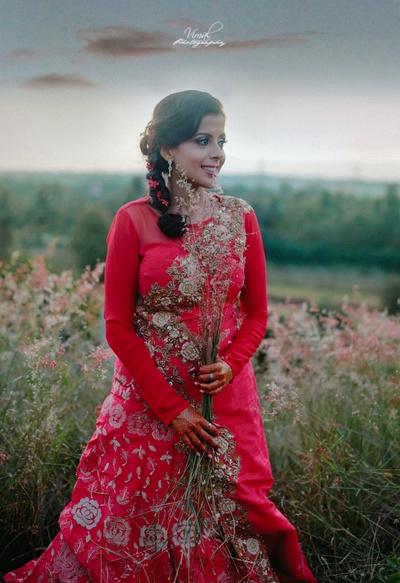 Pre Wedding Bridal Photography.