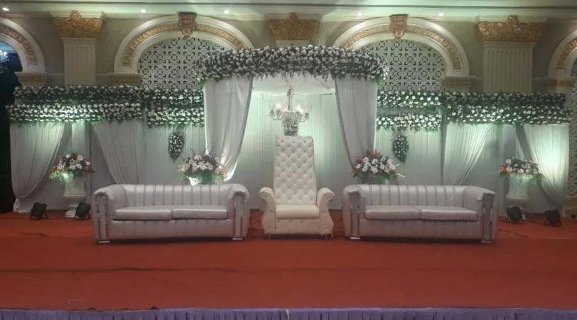 JPR Function Hall Kishana Bagh Hyderabad - Banquet Hall
