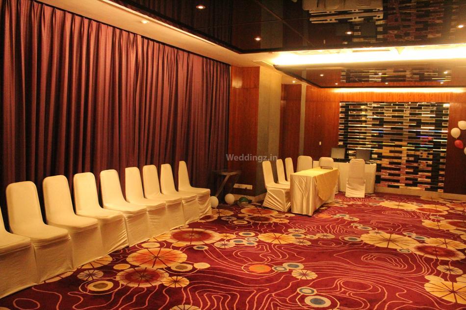 Holiday Inn Jaipur City Centre Bais Godam Jaipur