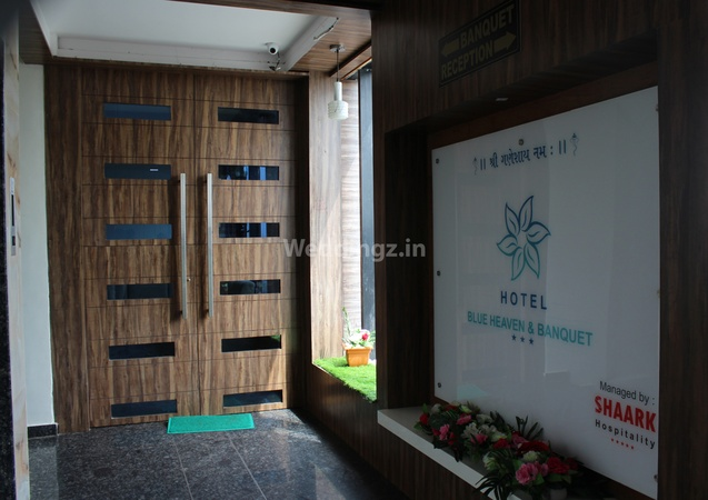 Hotel Blue Heaven and Banquet Althan Surat - Banquet Hall