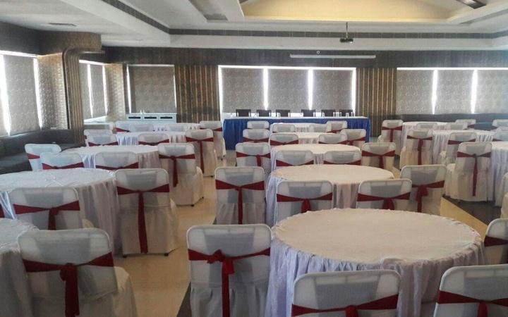 Skyzz Ratanada Jodhpur - Banquet Hall