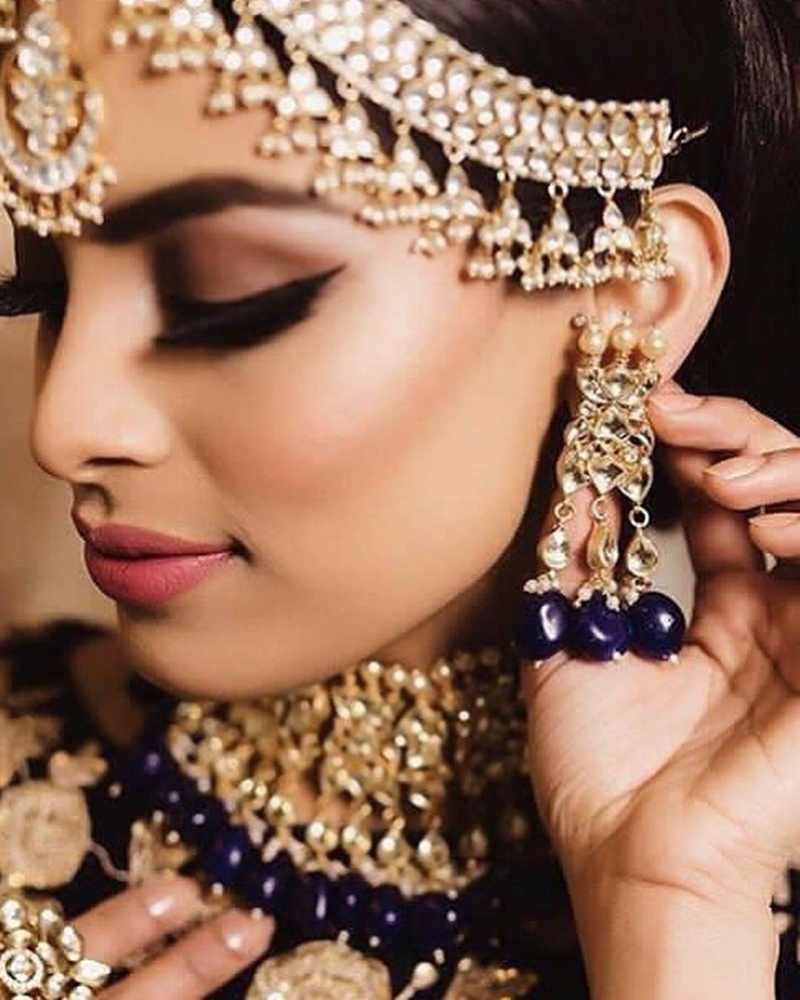 10 Stunning Bridal Makeup Looks For The 2018 Bride!