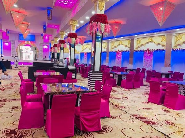 Party Junction C Scheme Jaipur - Banquet Hall