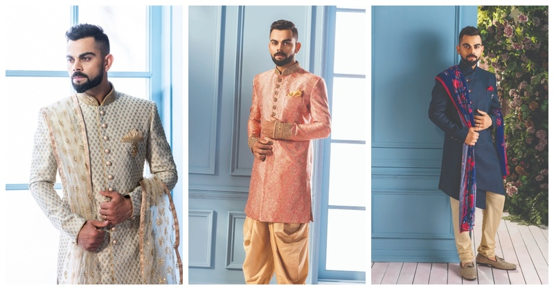 Grooms and groomsmen, Manyavar's Latest Wedding Collection is a MUST-SEE this season!
