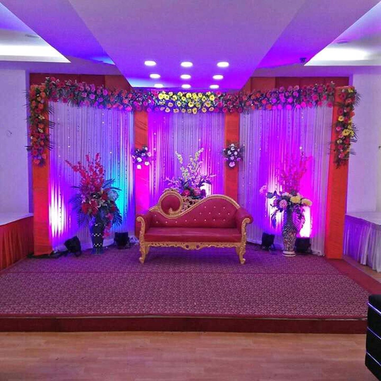 Wonderful 9 Star Banquets   Decor