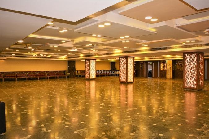Punjab Bhawan Ballygunge Kolkata - Banquet Hall