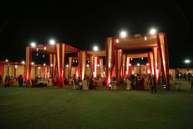 Rupis Resort Dabok Udaipur - Banquet Hall