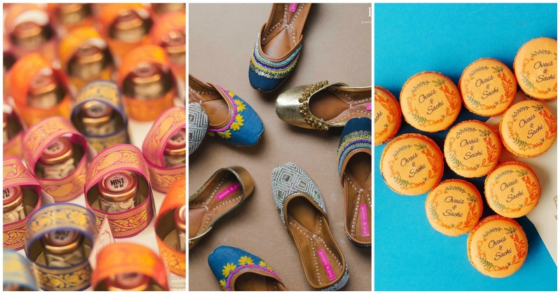 10 Mehendi favour ideas which are too cute to miss!
