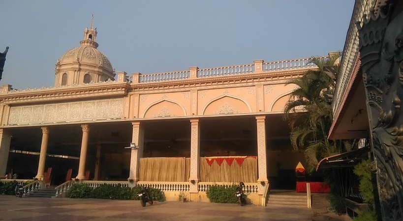 Kings Garden Function Palace Falaknuma Hyderabad - Banquet Hall