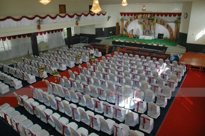 Keerthi Convention Hall JP Nagar Bangalore - Mantapa / Convention Hall