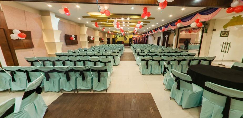 Hotel Vanjali Lajpat Nagar Ludhiana - Banquet Hall