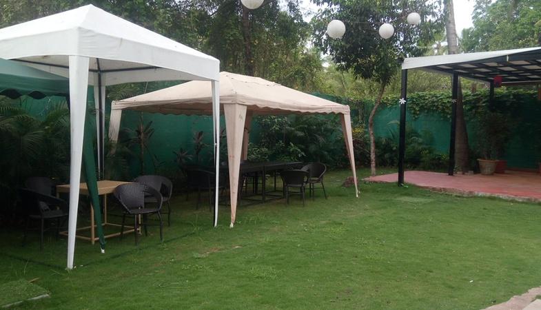 Martins Siesta Parra Goa - Banquet Hall