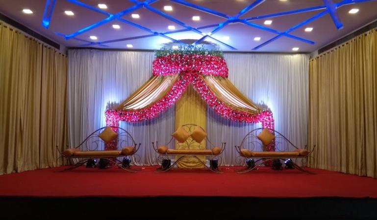 Gujarat Bhavan Vashi Mumbai - Banquet Hall