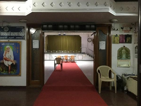 Sengunthar Mudaliar Mahal Vadapalani Chennai - Banquet Hall