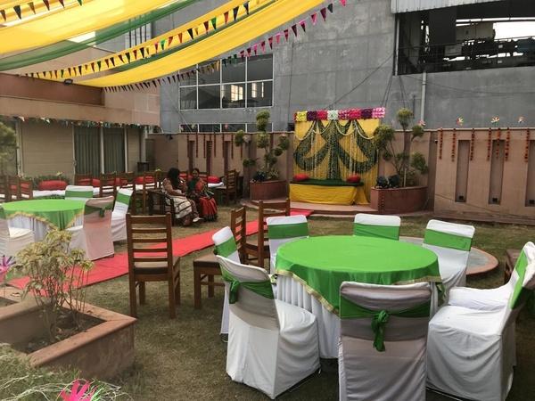 Edition O 30064 Hotel Parktel Indirapuram Ghaziabad - Wedding Lawn