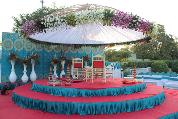 Keshavbaug party plot satellite ahmedabad wedding lawn wedding keshavbaug party plot junglespirit Choice Image