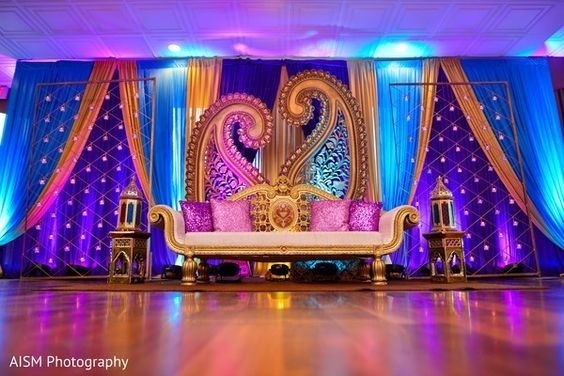 40 Best Wedding Reception Stage Decoration Ideas For 2018