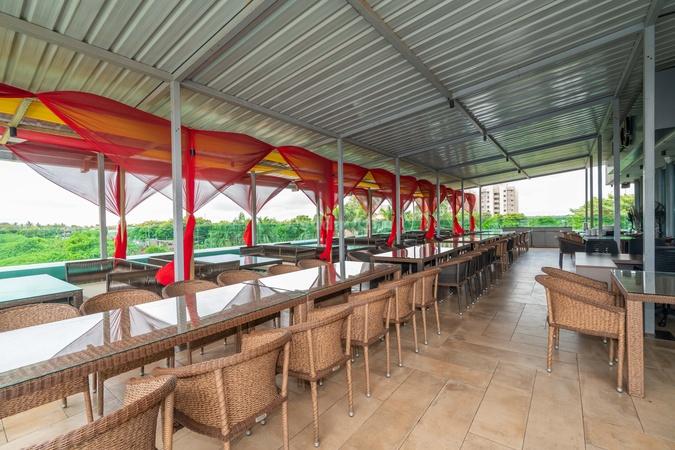 Deck 9 Dumas Road Surat - Banquet Terrace