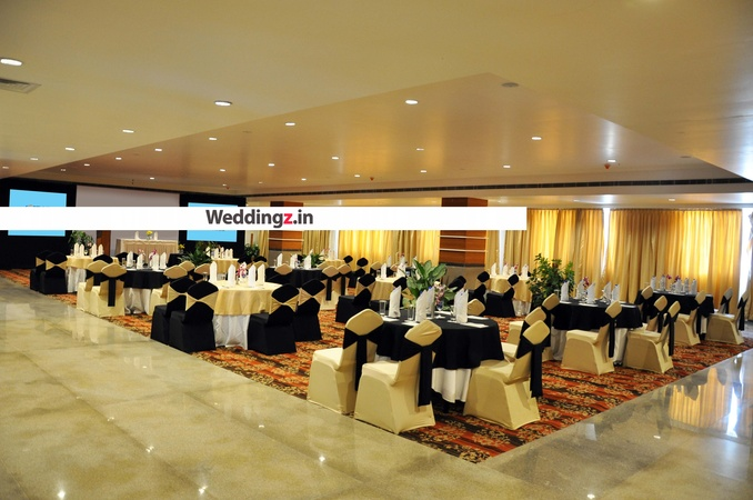 Fortune Park JP Celestial Race Course Road Bangalore - Banquet Hall