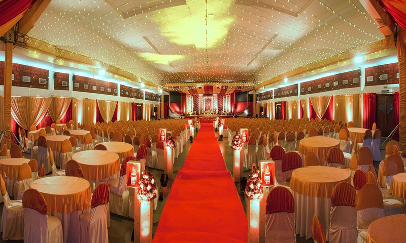 Marvelous Marriage Halls in Coorg to Celebrate Your Magical Moments