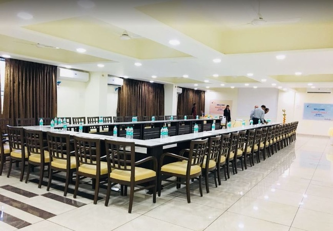 Levels Resort Bhayander West Mumbai - Banquet Hall