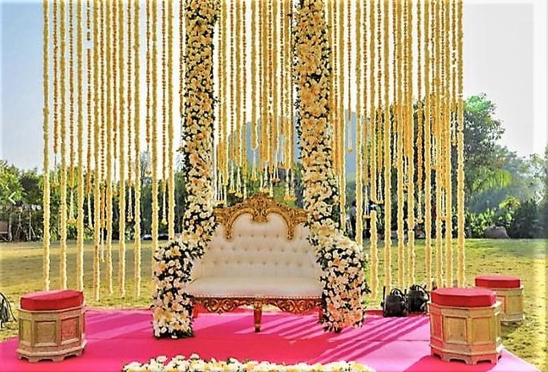 Top Wedding Lawns in Nagpur for an Al Fresco Wedding