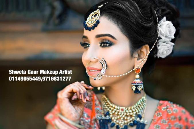 Shweta Gaur Makeup Artist And Academy | Delhi | Makeup Artists