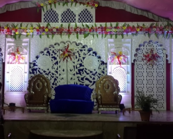 Milan Marriage Garden Bhanpur Bhopal - Banquet Hall