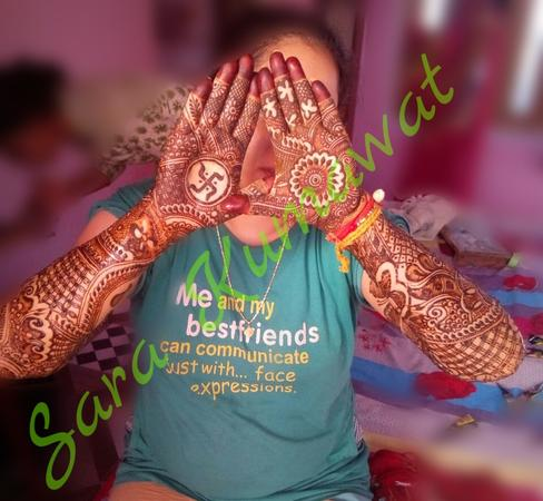 Saara Mehndi Art | Jhunjhunu | Mehendi Artists