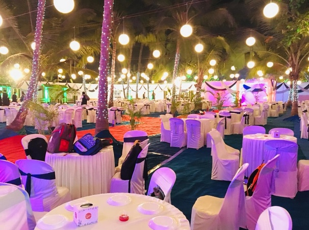 Fountain Garden Vasai Mumbai - Wedding Lawn