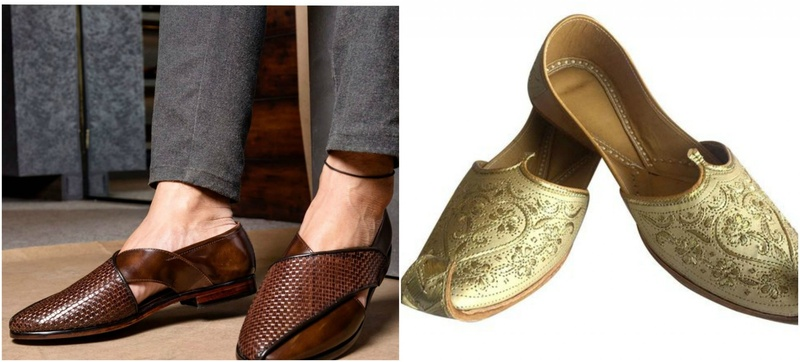 Grooms Footwear- A part of Tradition and Style