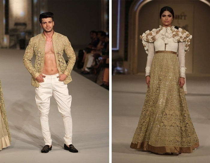Pristine Whites and Regal Golds