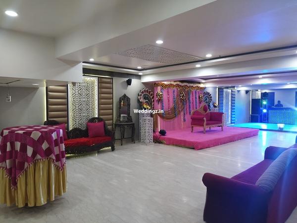 Mahalaxmi Palace New Industrial Town Faridabad - Banquet Hall