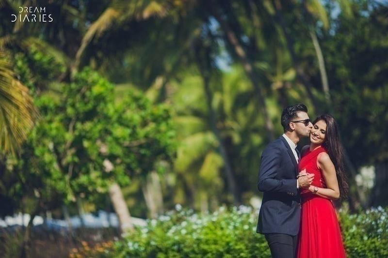 ~ Outdoorsy Pre-Wedding Shoot ~
