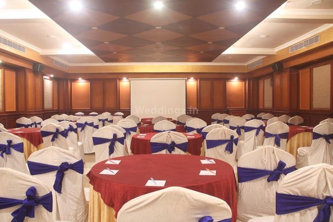 Hotel Suryansh Jayadev Vihar Bhubaneswar - Banquet Hall
