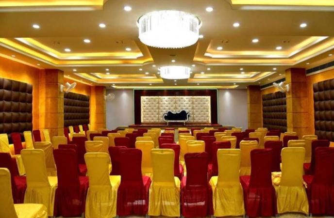 Mastana Palace AC Banquet Halls And Hotel Chetganj Varanasi - Banquet Hall