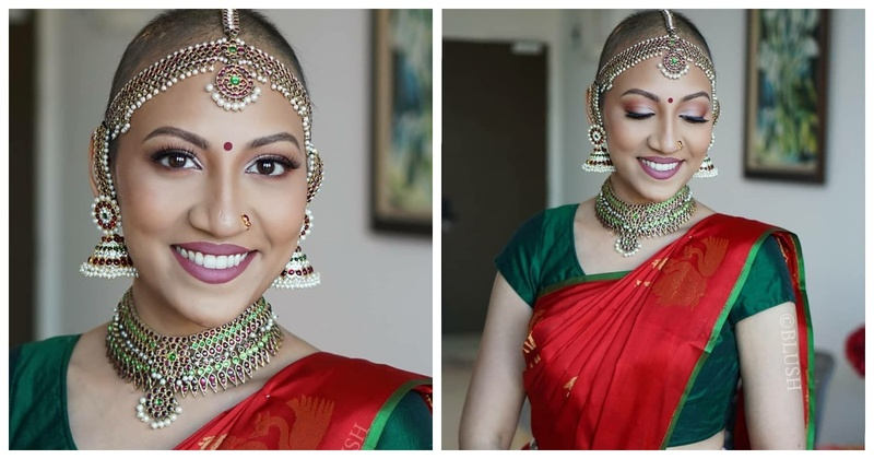 Introducing Navi Pillai, who did not let cancer dictate her story & her bridal look!