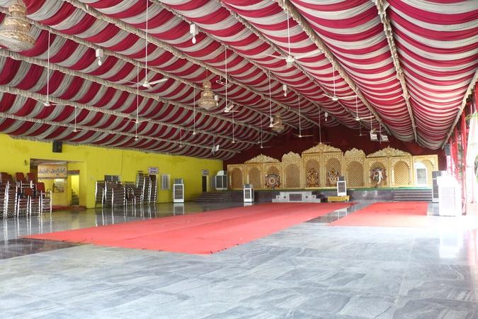 Maneesha Gardens Function Hall Moula Ali Hyderabad - Wedding Lawn