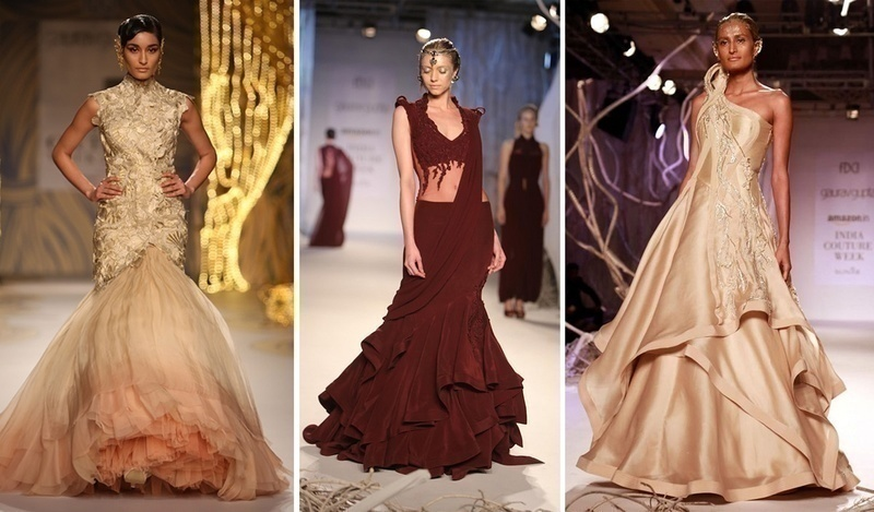 Dazzling Bridal Gown Designs for All Kinds of Indian Brides! - Blog