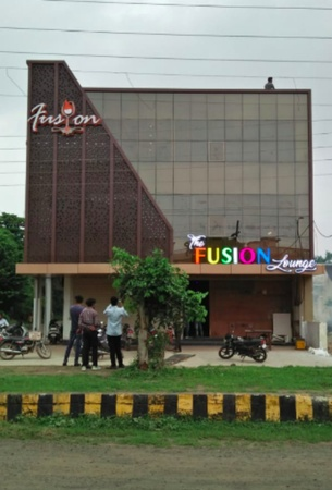 The Fusion Lounge Vijay Nagar Jabalpur - Banquet Hall