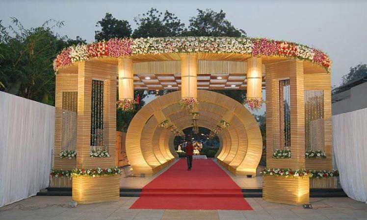 Mohit Palace Kaushambi Ghaziabad - Wedding Lawn