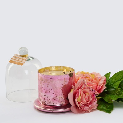 Veeda Cloche Jar candle