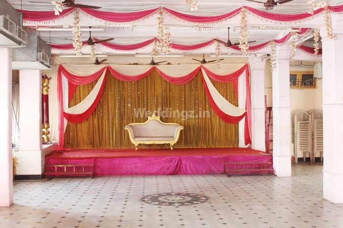 Dhanabagyam Thirumana Mahal Kodungaiyur Chennai - Banquet Hall