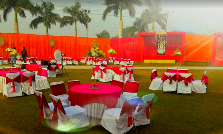 Taj Resort Gill Road Ludhiana - Banquet Hall