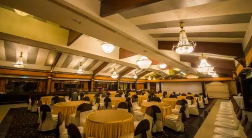 The Renai Kumbalangi Kochi - Banquet Hall
