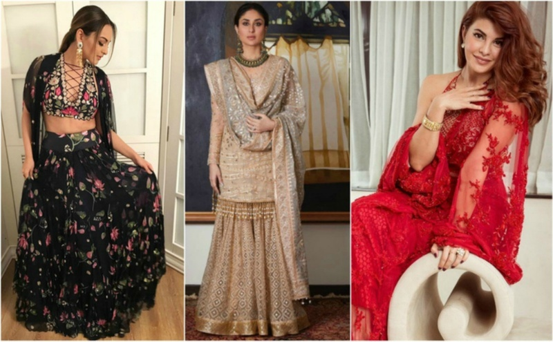 10 Bollywood Inspired 2018 Wedding Lehenga Designs To Wear At Your BFFs Wedding!